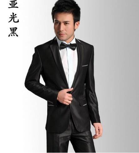 f18cb951504f 2019 Chorus Mariage Groom Wedding Suits For Men Blazer Boys Prom ...