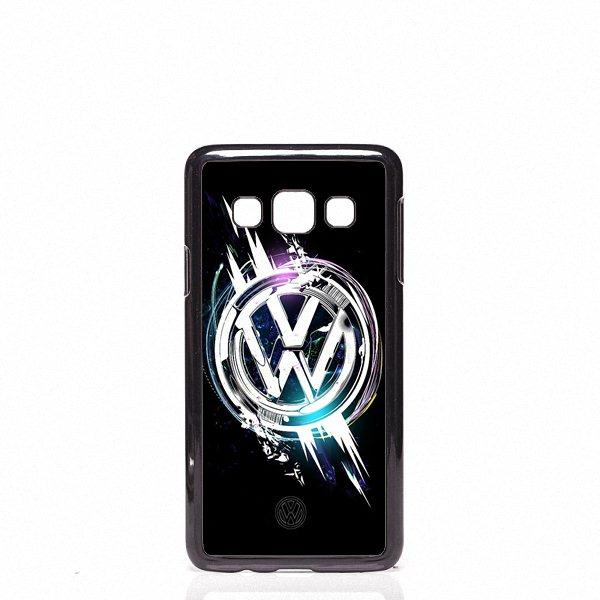 Vw Volkswagen Classic Logo Phone Covers Shells Hard Plastic Cases