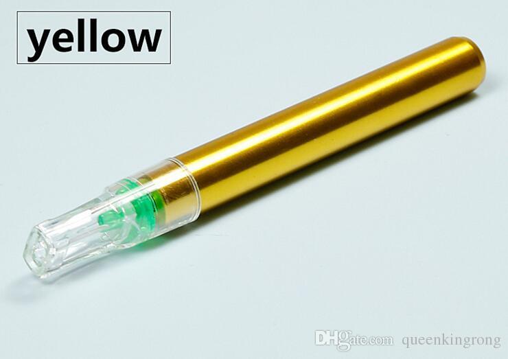 Çoklu renkli Sigara Puro ile 82mm metal filtre sigara borular tütün boruları sigara tutucu filtre