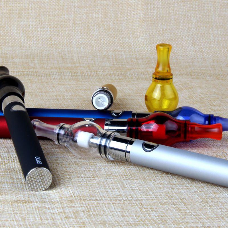 Wholesale Prices Ego Wax Vaporizer Glass Dome Globe Tank Single Coil Dab Pens eVod 650 900 1100 mah E Vape Pen Starter Kits