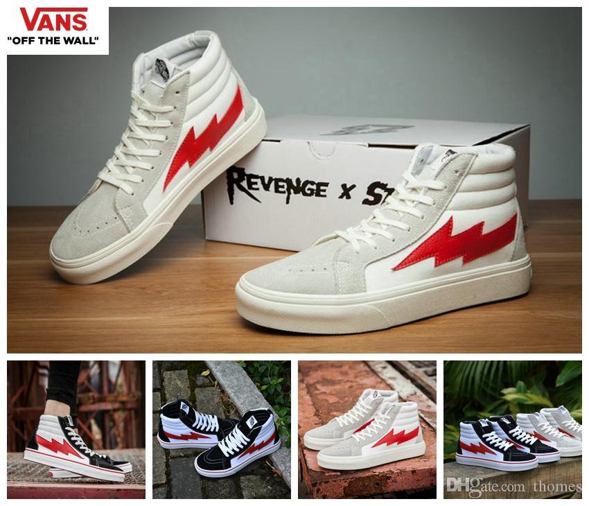 vans revenge