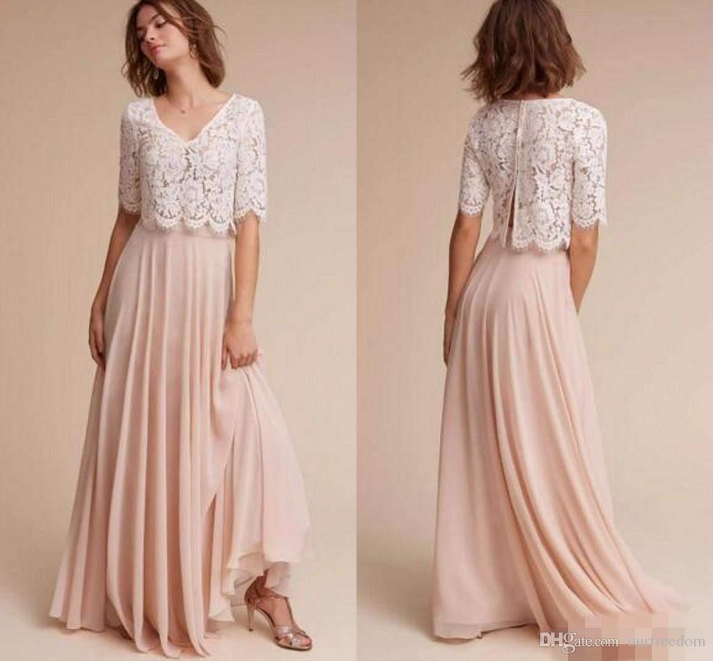 Half Top Dresses