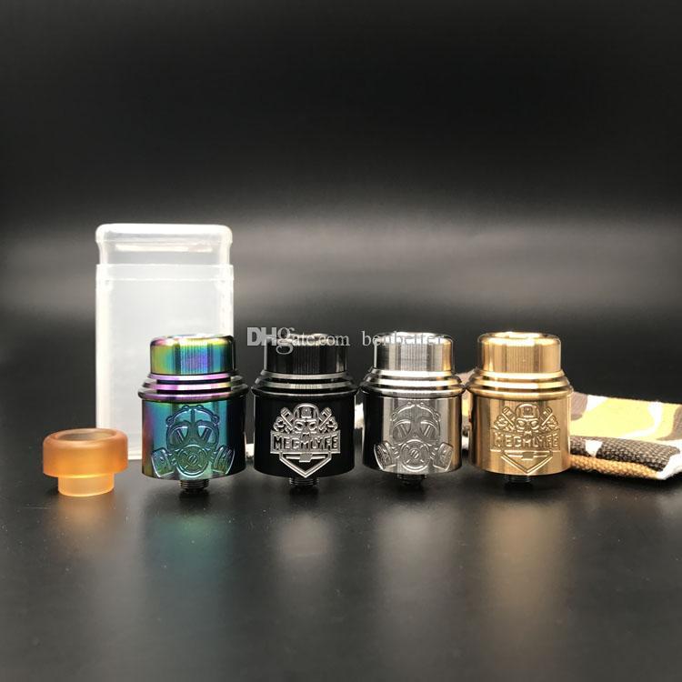 Apocalypse Mechlyfe RDA 24mm Klon E-Zigaretten Vape E Cig Zerstäuber Neueste 510 Gewinde Qualität Heiße Apokalypse Dhl-freies Verschiffen