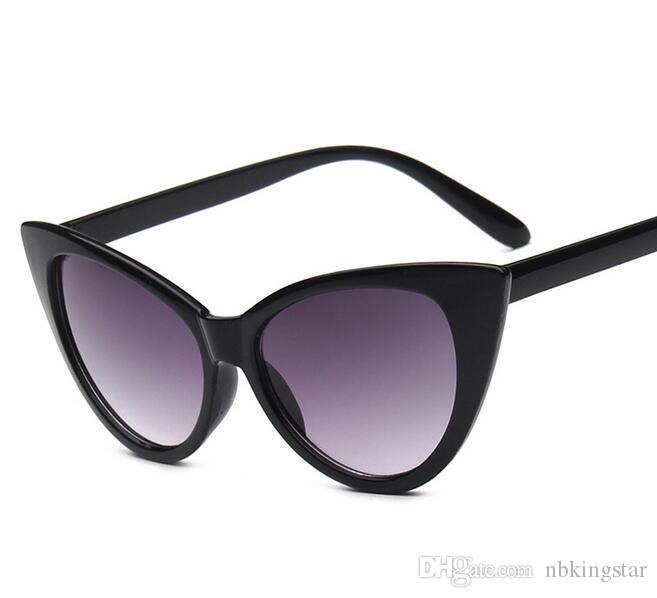 0ff3fe8d56 2017 Super Cateyes Vintage Inspired Fashion Mod Chic High Pointed Cat Eye  Sunglasses Knockaround Sunglasses Sunglases From Nbkingstar
