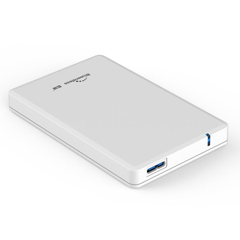 All'ingrosso- HDD External Enclosure Tool Free 2.5 pollici USB 3.0 ad alta velocità Hard Disk Disk Case SSD Per 9.5mm 7mm 2.5