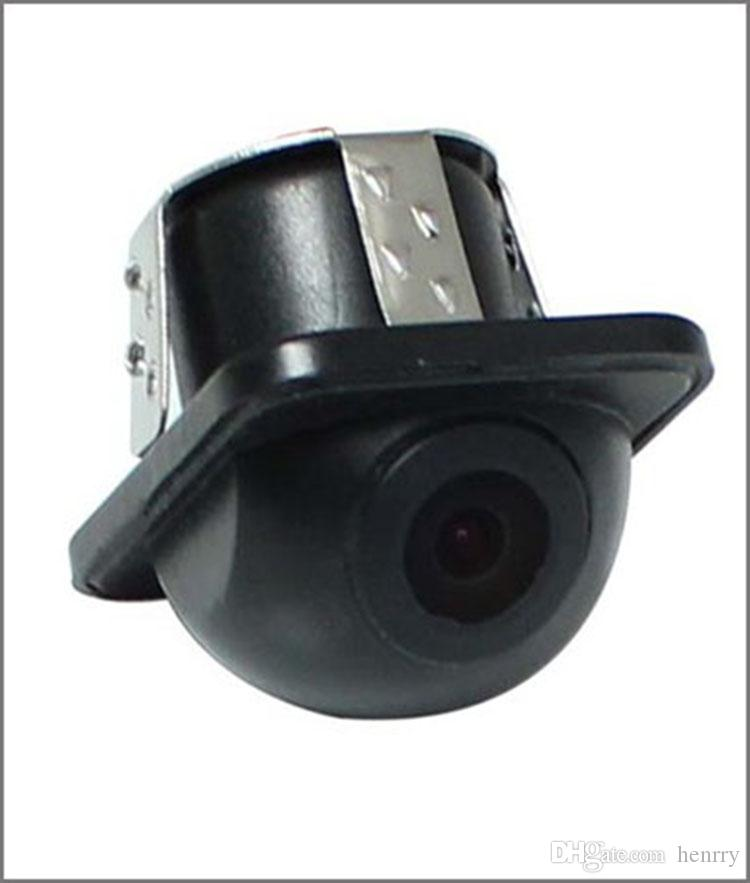 HD Waterproof Rearview Car Camera PZ408 1/4 CMOS DC 12V IP67 Diameter Of Shell 20MM 170 Degree 600TVL Post