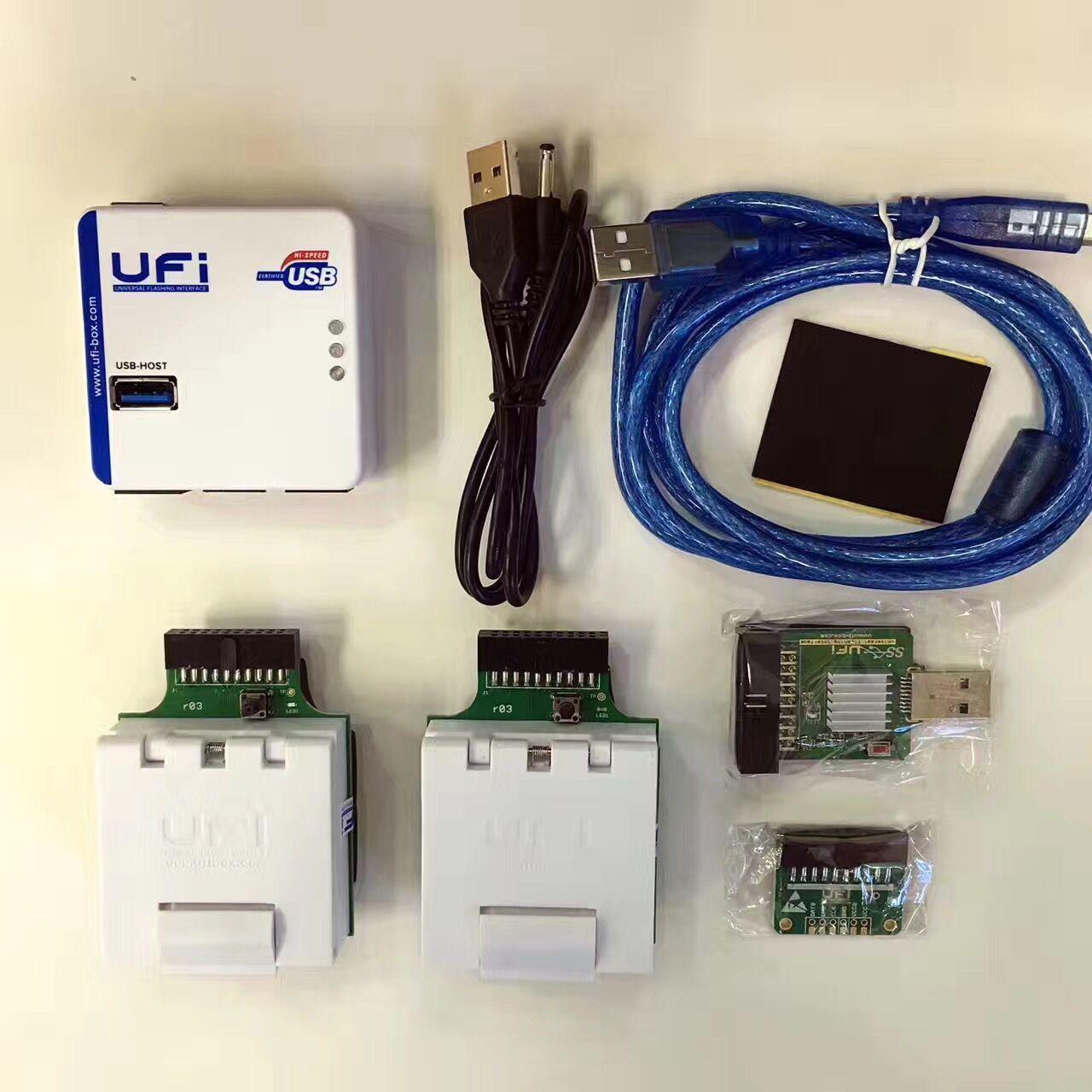 Telecom Parts 2019 New Original E-mate X Emmc Bga 13 In1 Support Bga100 136 168 153 169 162 186 221 529 254 For Easy Jtag Plus Ufi Box Riff For Fast Shipping