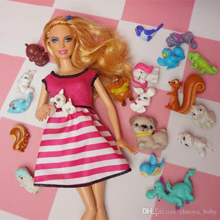 Acheter Varie De Beaux Animaux De Compagnie Pour Poupees Barbie