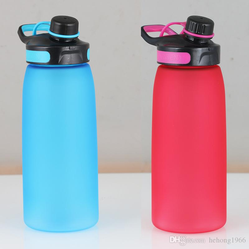 Plastic Cup 900ML High Capacity Multi Function Portable Outdoor Sport Kettle High Quality Leak Proof Hot Sale 22 68jm J R