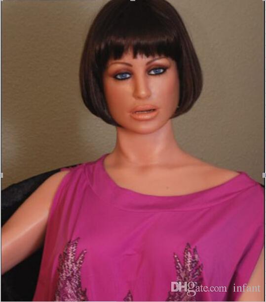 muñeca del sexo oral Muñecas realistas del sexo muñeca japonesa del sexo del silicón sólido Voz verdadera Maniquí atractivo Maniquí suave 2013, pecho suave