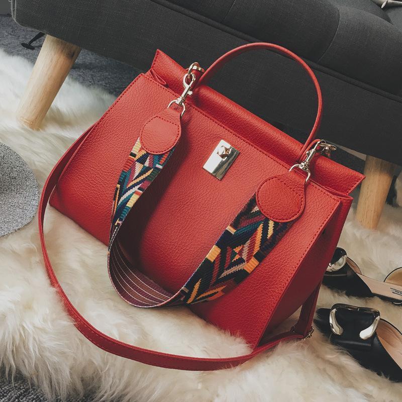 Designer Luxury Handbags Shoulder Bag Female Messenger Bags Chain PU ... 1cb51fe09a96c
