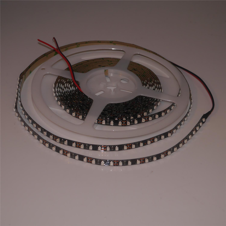5m / 5050 / 2835SMD lila / pink Sonderfarbe 300SMD / 600SMD hochwertiger nicht-wasserdichtes IP44 für Innen-Verkauf Streifen Miniauftrag