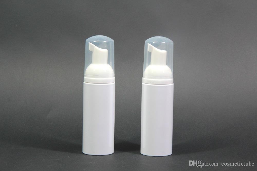 white foam pump bottle 50ml foam soap dispenser bottle foam pump from dhgatecom - Foam Soap Dispenser