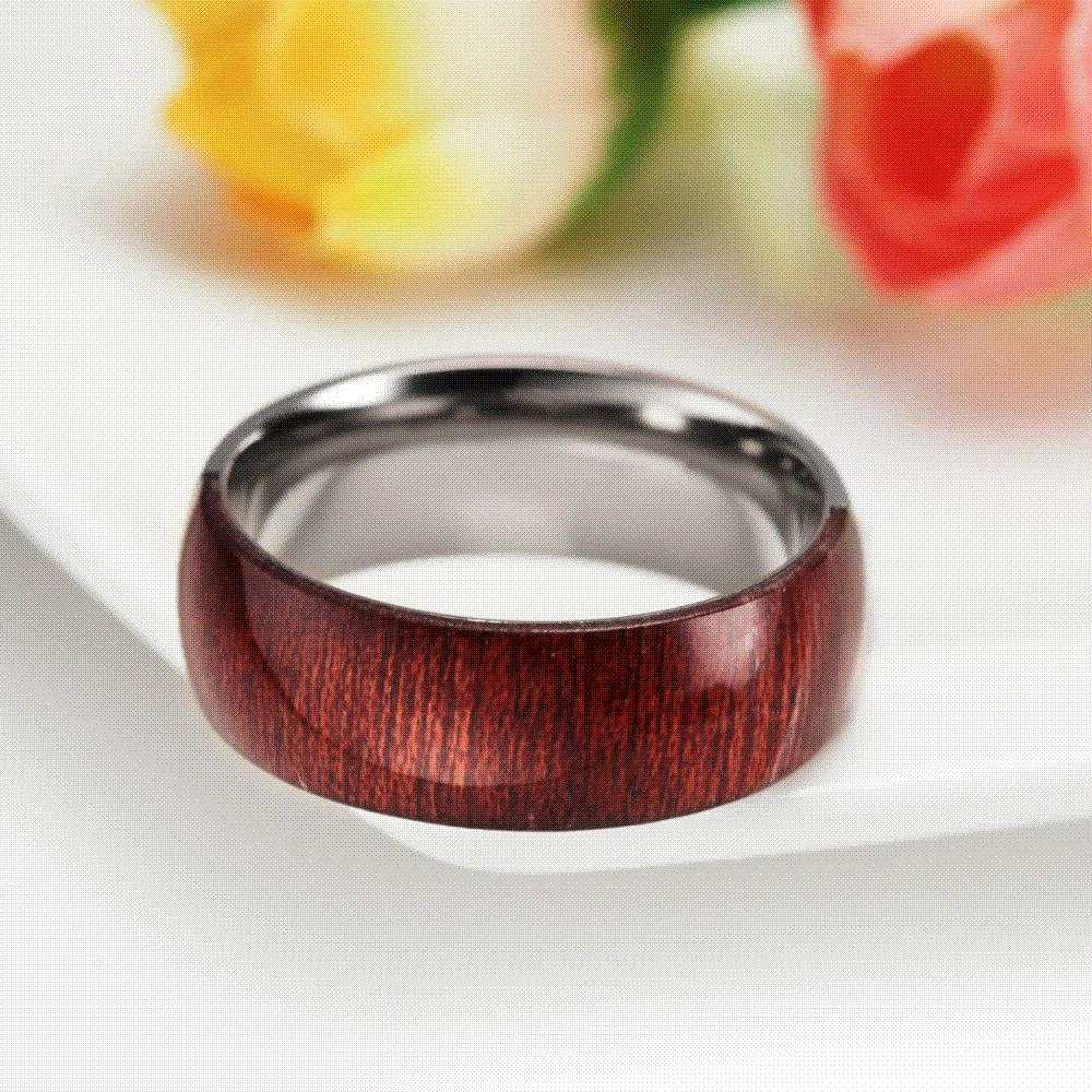 silver in accessories gold acrylic woman from rose jewelry charm s wedding item stainless female girl ring rings steel women