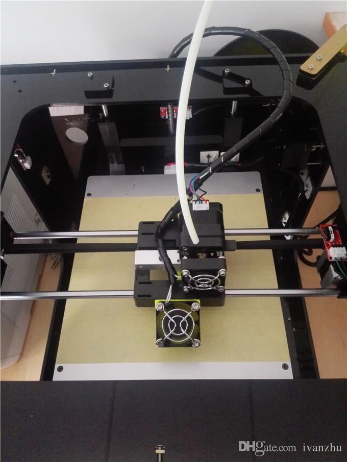 초고 정밀도 데스크탑 3D 프린터 DIY 산업용 등급, 학교, 가족 일반 3 d 인쇄, 인쇄 크기 215mm * 215mm * 162mm