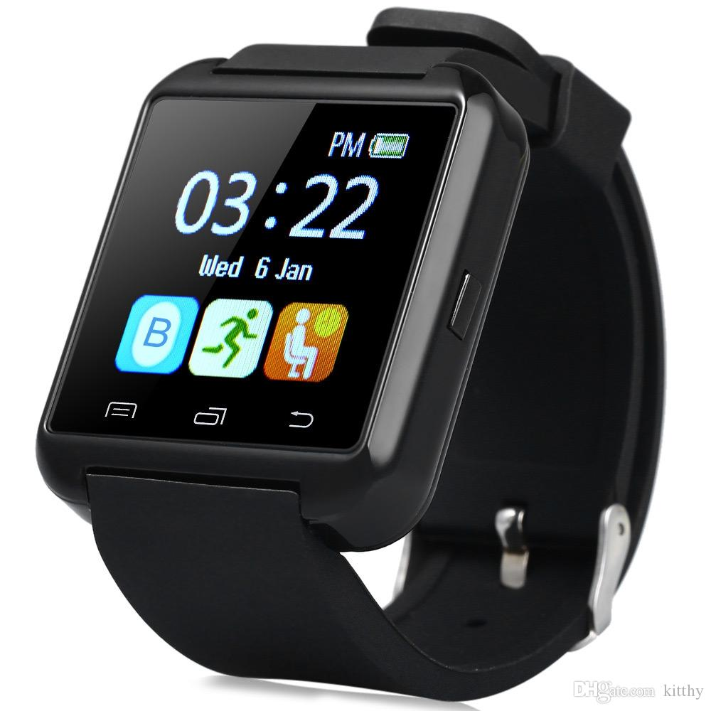 Bluetooth Smartwatch U8s Outdoor Sports Watch With Remote ...