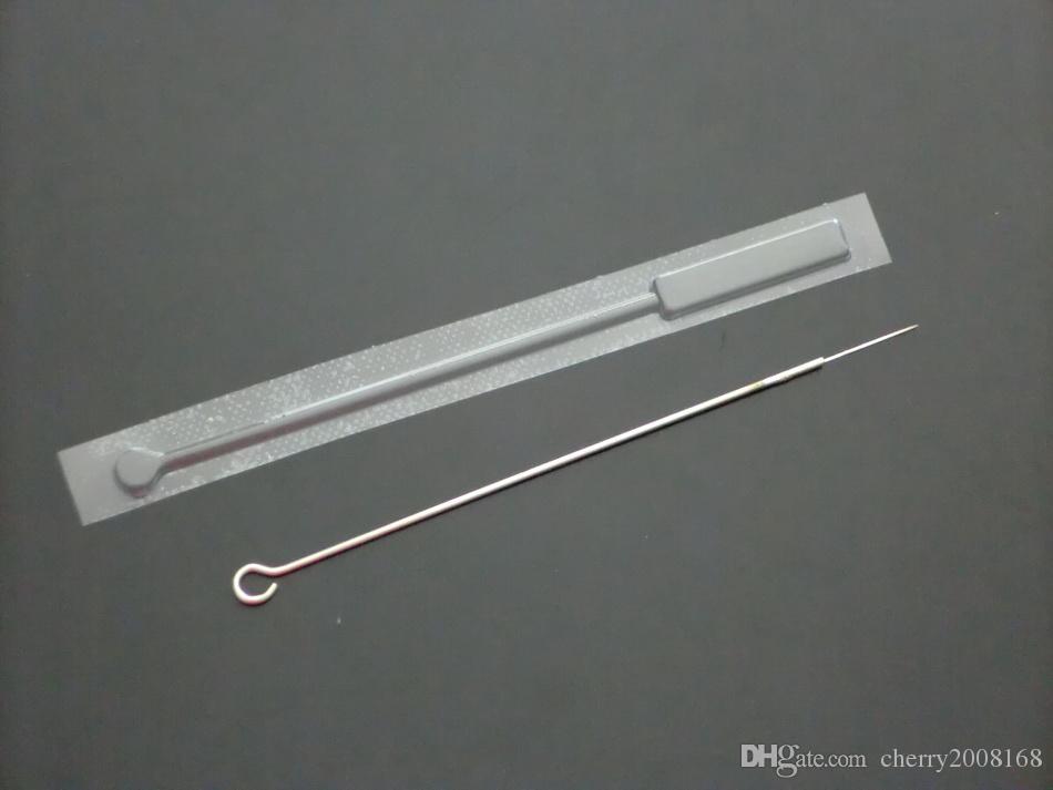 멸균 된 문신 바늘 혼합 된 크기 1rl 7rl 3RS 5R 7RS 8RS 9RS 기계에 대 한 일회용 전원 키트 그립 팁 공급