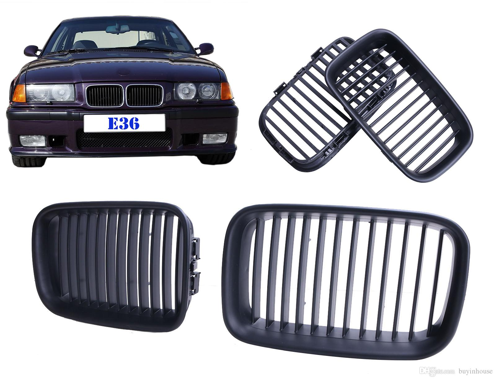fiber bmw grill grille carbon product bumper front