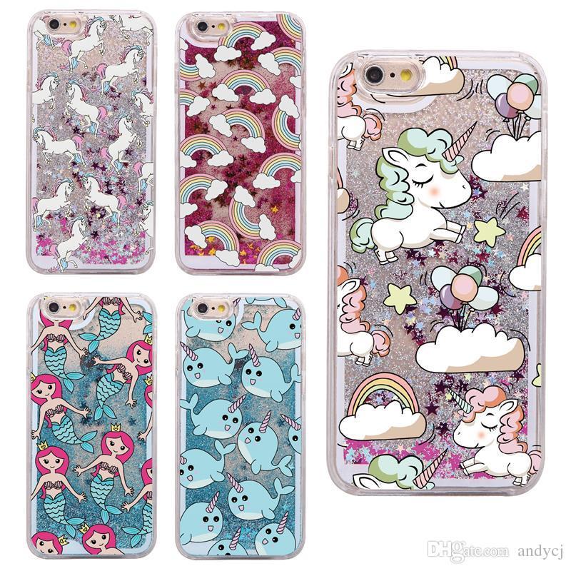 coque iphone 7 plus unicorn