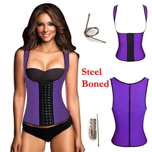 384d71f8c5 Wholesale- NEW GOODS NEW ITEMS Women s Sexy 3 Hooks Waist Trainer ...