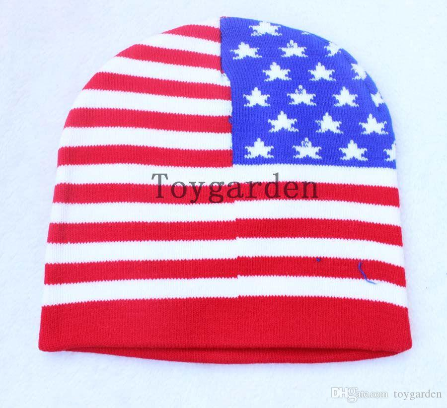 52ee19e9045 UK USA Hat Flag Union Jack Stars Childrens Red Blue White UK 2019 From  Toygarden