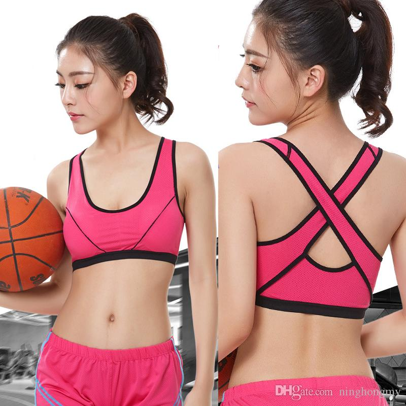 fb8f978a80c59 Cheap Black Mesh Sports Bras Best Girls Sport Bras Xl