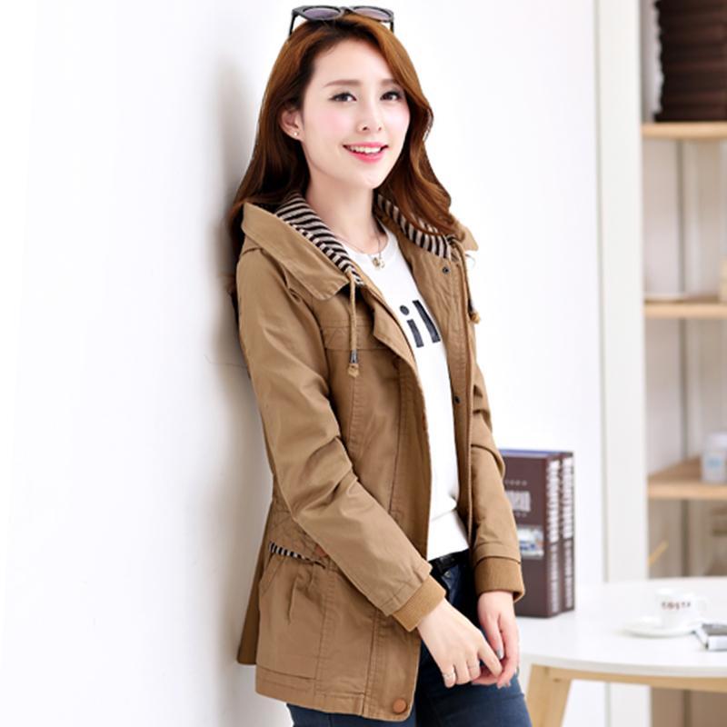 Women'S Small Slim Short Design Jackets Short Jacket Spring Autumn ...