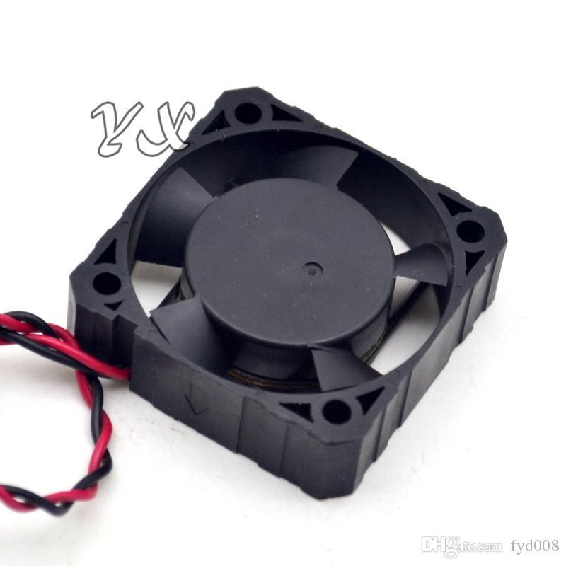 Nuevo ventilador eléctrico original F412R-12MA-14 4012 4CM 12V 0.06A para COPAL 40 * 40 * 12mm