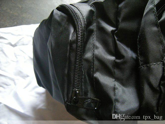 Dark paradise duffel bag Records label tote DJ group 2 way use backpack Music luggage Trip shoulder duffle Sport sling pack