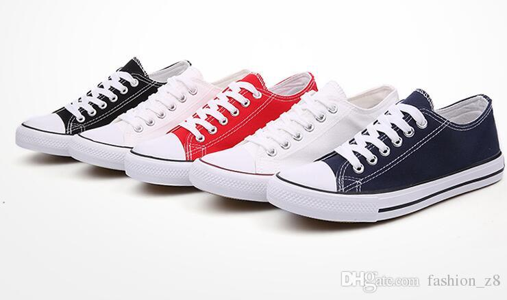 Factory Promotional Price! Canvas Shoes