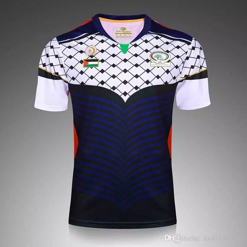 2019 2017 2018 Palestine Jersey Top Thai Quality 16 17 Palestine National  Team Home Away Sports Shirt Jerseys From Xx416764580 eeae791a7