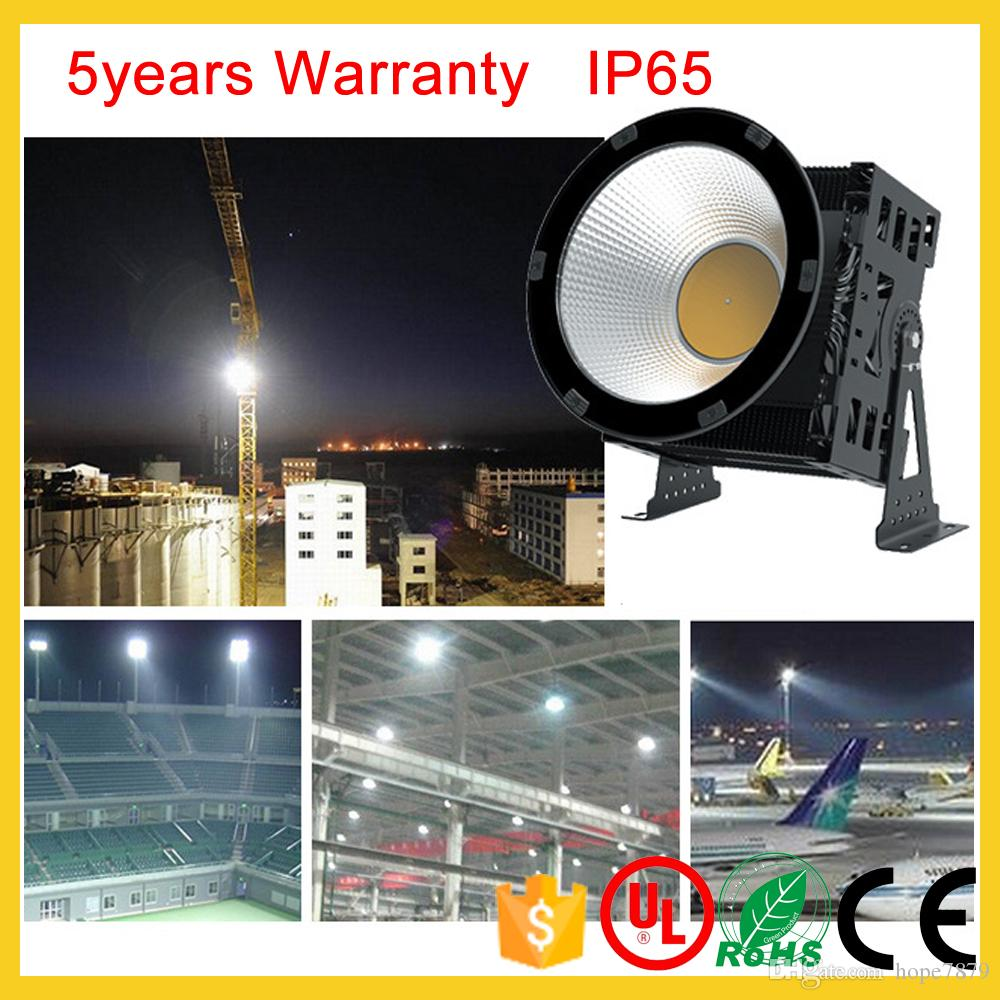 Overhead Crane Lights Led : W led flood light overhead tower crane lighting requirements years warranty