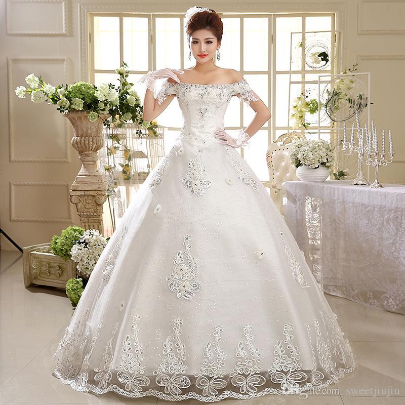 Großhandel Fabrik Direktes Hochzeitskleid Neue 2017 Koreanische ...