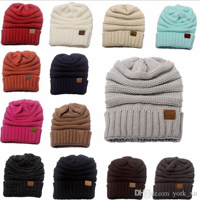 f76a11d6262 Beanie Crochet Knitting Warm Winter Slouchy Daily Slouchy Beanie ...