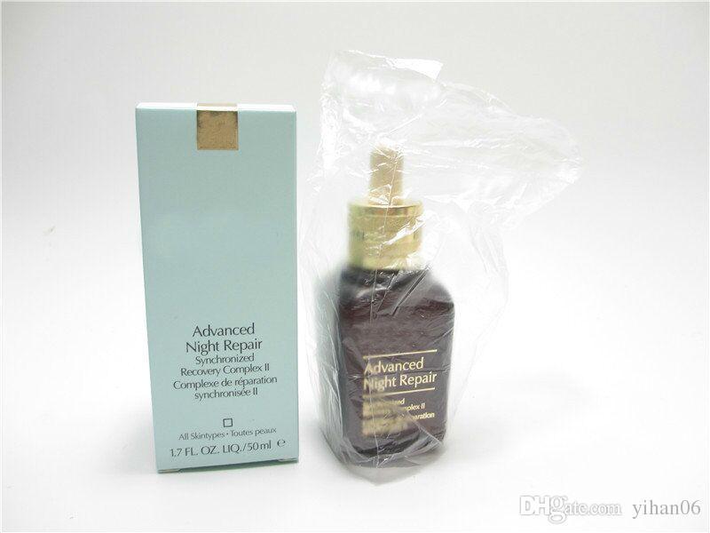 HOT Famous Brand Advanced Night Repaire Syncronized Recovery Riparazione ANR idratante viso crema la cura della pelle 50ml / pz