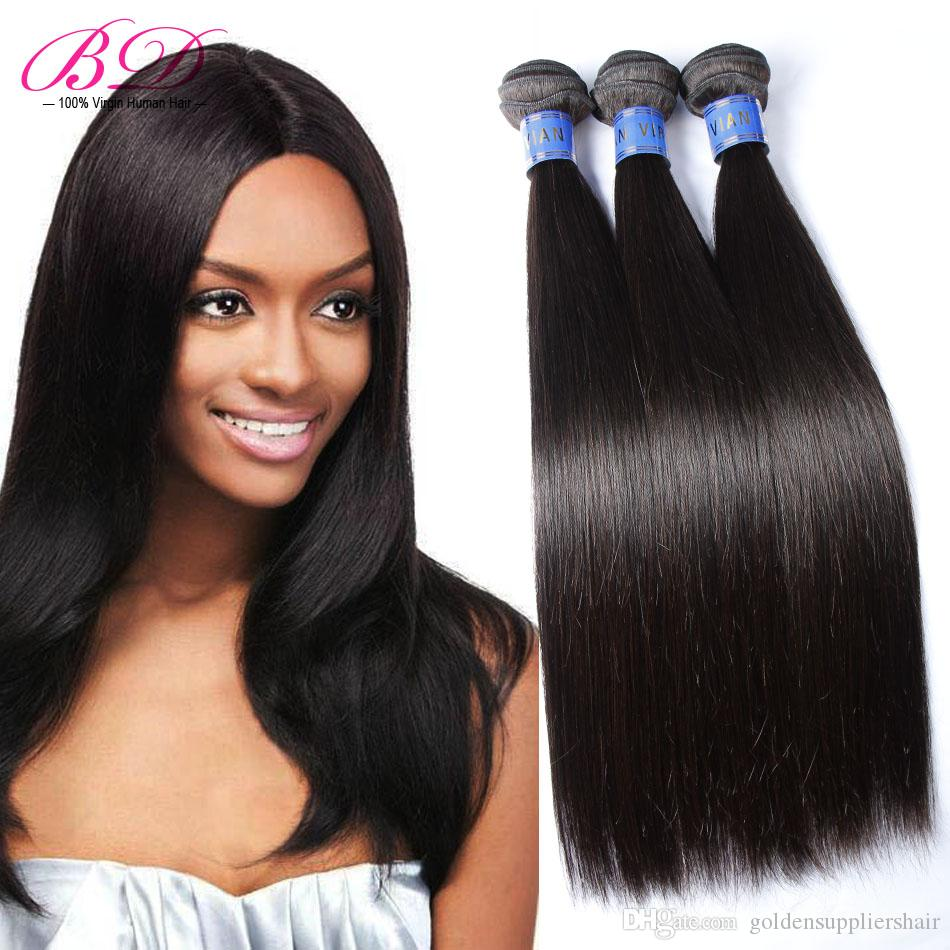 Cheap bd silky straight human hair extensions peruvian hair weave cheap bd silky straight human hair extensions peruvian hair weave double layers 34 bundles one set best curly hair weave best weave for natural hair from pmusecretfo Images