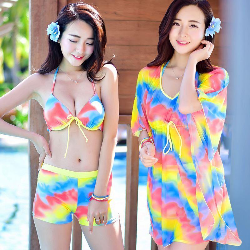 modern bikini