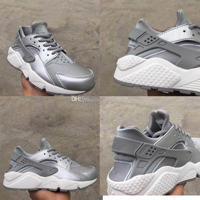New arrival Air Huarache Running Shoes brown Huaraches Men And Women Sneakers RunTech Huraches Sports Shoes
