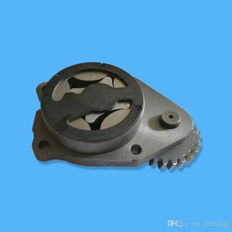 Oil Pump Assy 6732-51-1111 3926203 for Engine S4D102E Fit Excavator PC100-120-128UU-128US-128UU-2