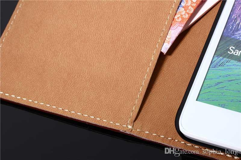 For Samsung Galaxy Note Edge N9150 Case Cover Genuine Leather Phone Bags for Samsung Noteedge N9150K N9150L Cases Flip Cover