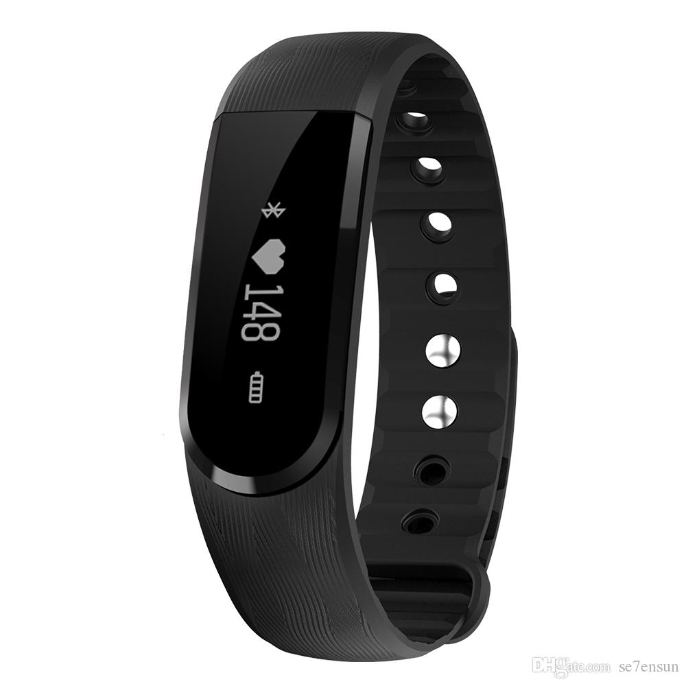 Newest Smart Wristband Id101 Hr Heart Rate Wristband Ip67 ...