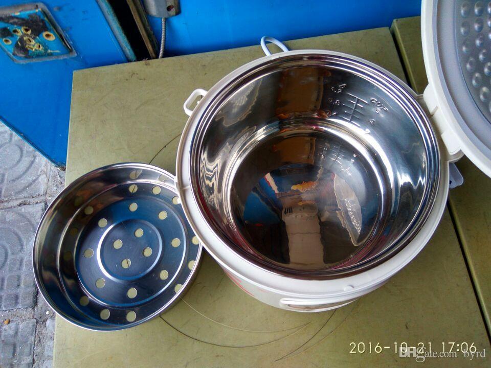 Multifonction riz cuisinière 4L YJ408J riz vapeur antiadhésif pot en acier inoxydable acheter cuiseur à riz électrique Les mieux notés vapeur alimentaire Chine