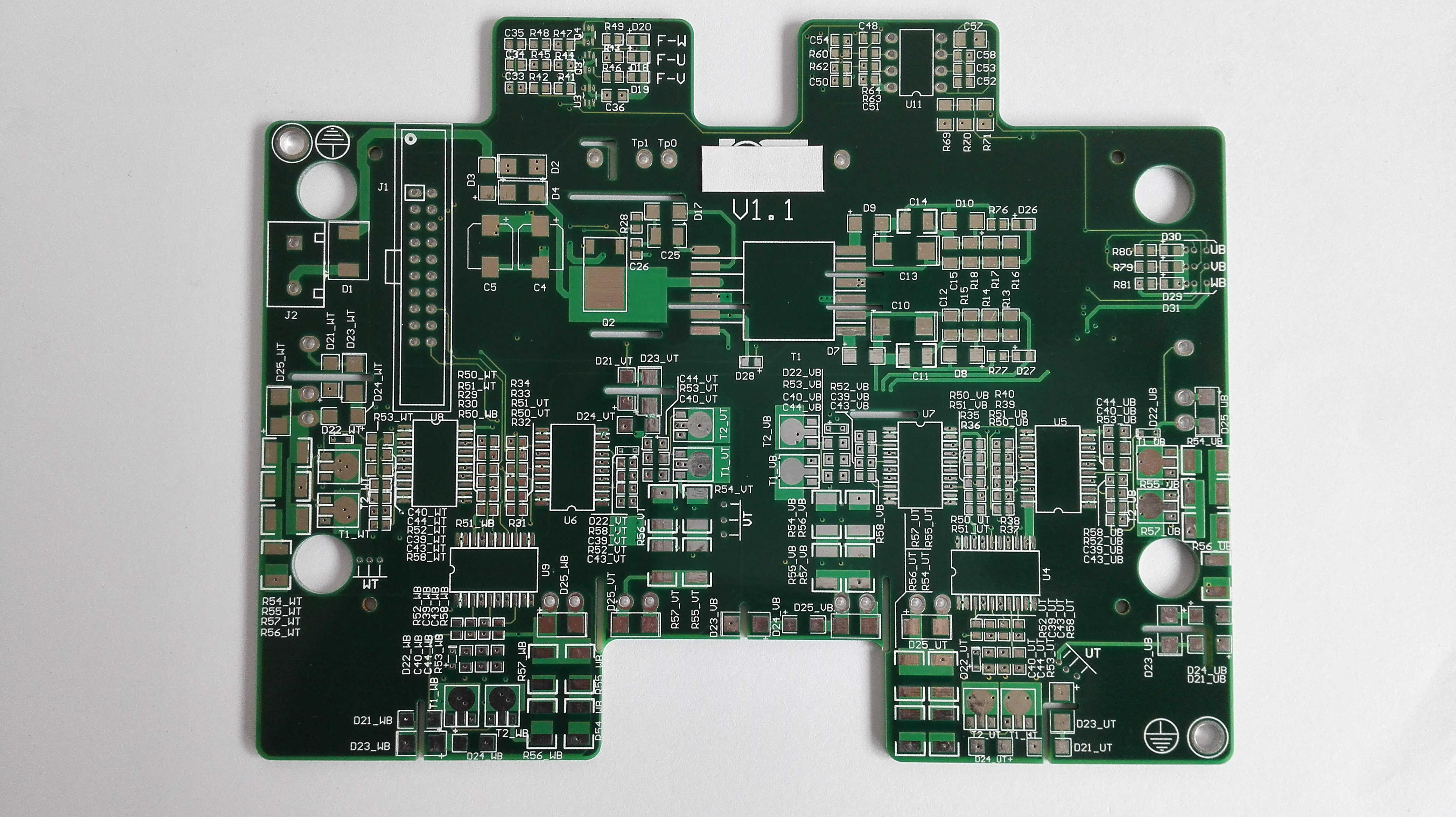 B Custom Small Batch Multilayer Printed Circuit Board Design Pcb Electronic Made Clone Manufacture From Sfr66 23