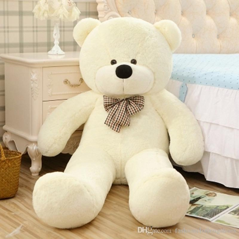 TEDDY BEAR PLUSH HUGE SOFT TOY animal Plush Toys Valentine's Day gift Birthday gifts Right Angle measurement 80-100-120-140-160-180-200CM
