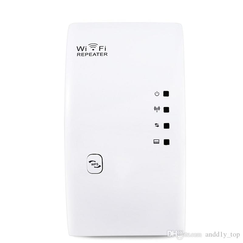 US UK AU EU Wireless Wifi Repeater 300Mbps Extender 802.11n b g 2.4GHz WPA2, WPA and WEP WLAN Network Router Range Booster Wifi Finder