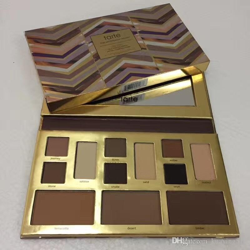 And Shimmer Matte Natural Eye Shadow Palette Make Up Light Eyeshadow