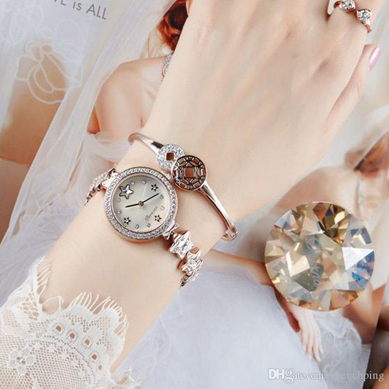 2017 Latest Star Girl Student Fashion Bracelet With Waterproof ...