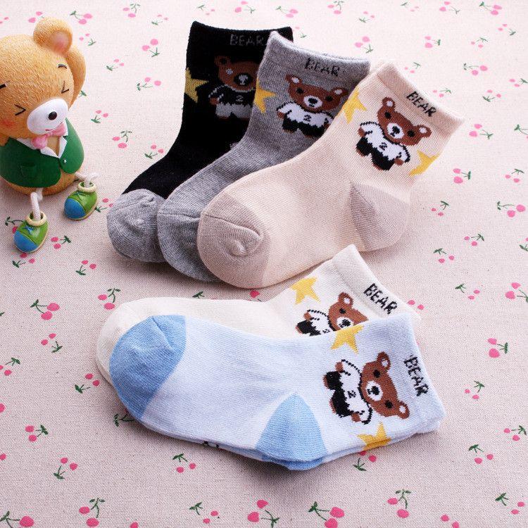 Hottest Sale Boys & Girls Knitted Socks Kids Socks Baby Clothing ...