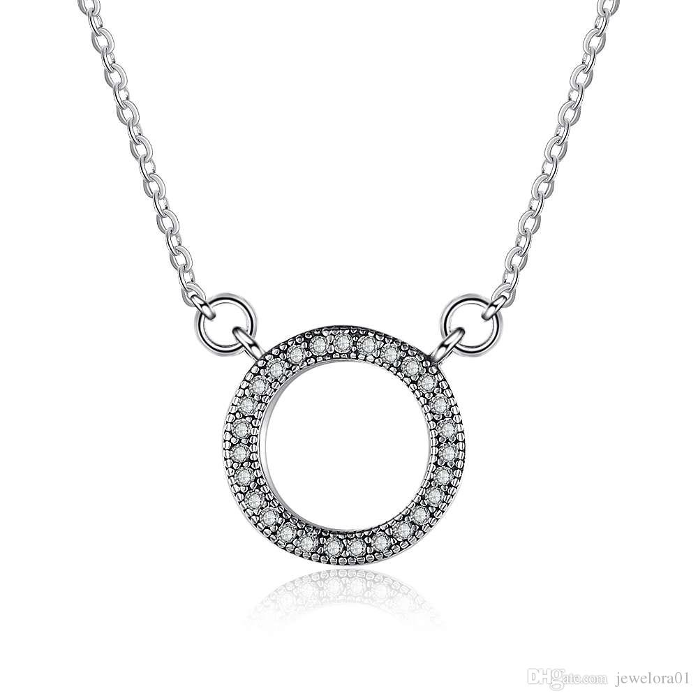 simulated necklace one pendant baguette products carat com solitaire silver sparklingjewellery diamond