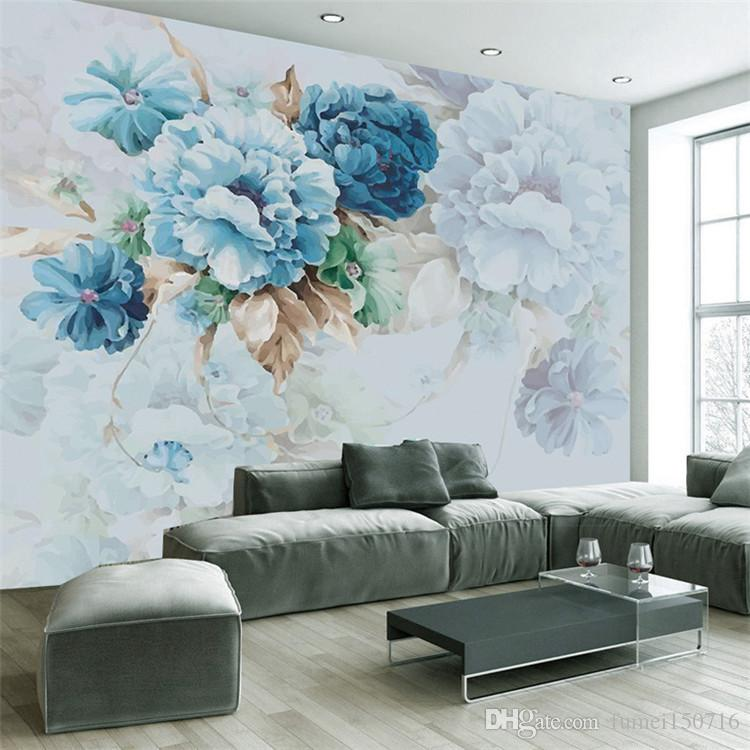 American Art Wallpapers Living Room Bedroom Tv Background Wall Painting  Handmade Modern Simple 3d Decorative Wallpaper Mural Free Computer  Wallpapers Free ... Part 62